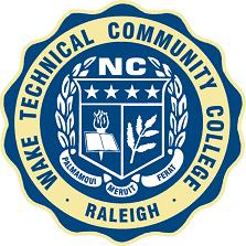 wake technical community college Raleigh logo